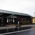 くりはら田園鉄道、若柳駅