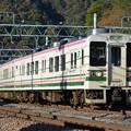 写真: 上越線普通列車 744M (107系)