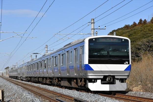 常磐線普通列車 394M