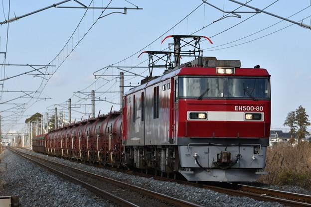 安中貨物 (EH500-80)
