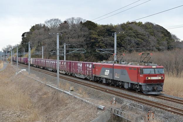 貨物列車 (EH500-56)