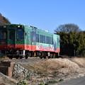 真岡鐵道 普通列車 112