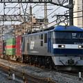 貨物列車(EF210-901)