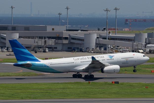 ガルーダ・インドネシア航空 A330-200