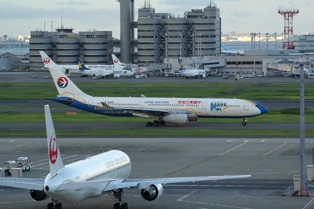 中国東方航空 A330-300 B-6125