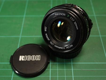 RICOH RIKENON P 1:1.7 50mm