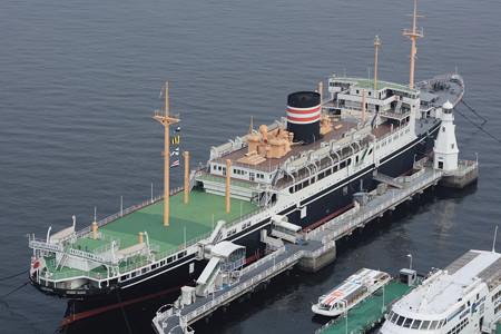 マリンタワーより横浜港を望む -7
