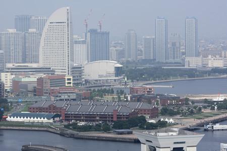 マリンタワーより横浜港を望む -8