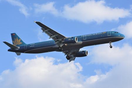 ベトナム航空A321