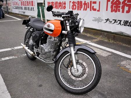ST250Eカスタム -4