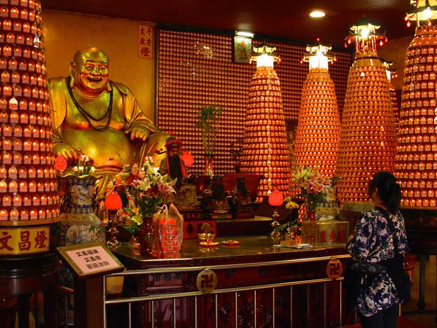台湾・新竹城隍廟