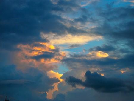 空の顔82008