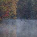 Photo: 湖上の舞い