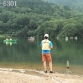 釣りを楽しむひと時(湯の湖)1