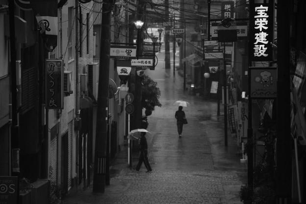 Photos: 雨坂