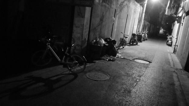 自転車の在る風景