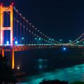 平戸大橋 夜景