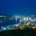 鍋冠山 夜景