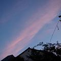 Photos: IMGP8791+1 黄昏の後で