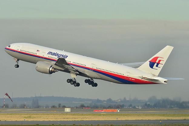 MH370便