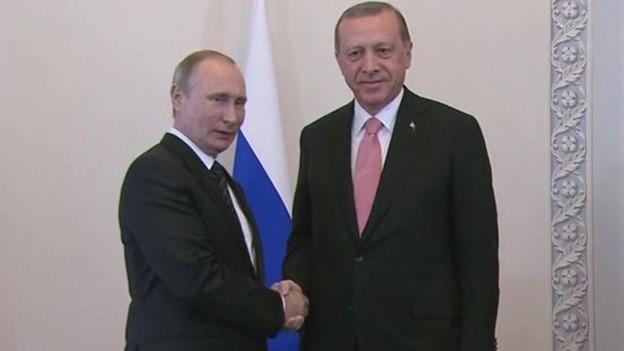 プーチンとエルドアン160809