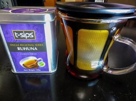 スリランカで買った紅茶