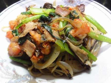 ジャポネのジャリコ風スパゲティ