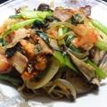写真: ジャポネのジャリコ風スパゲティ