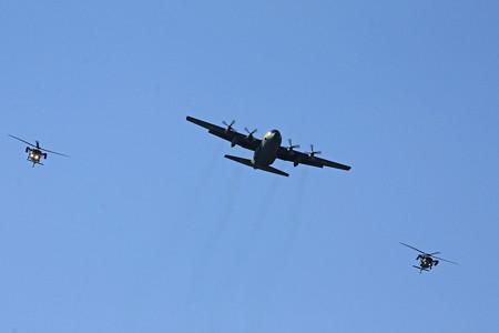 C-130H UH-60J 空中給油デモ IMG_9309_2