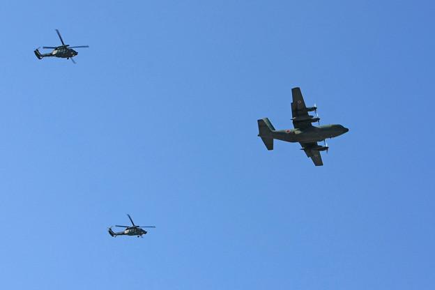 Photos: C-130H UH-60J 空中給油デモ IMG_9305_2