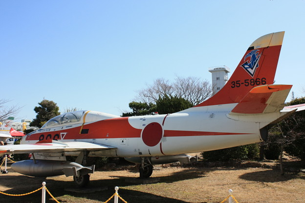 T-1練習機 35-5866 IMG_9604