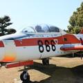 Photos: T-1練習機 35-5866 IMG_9605