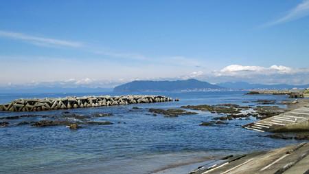 根崎海岸から見た函館山 IMG_0134_2