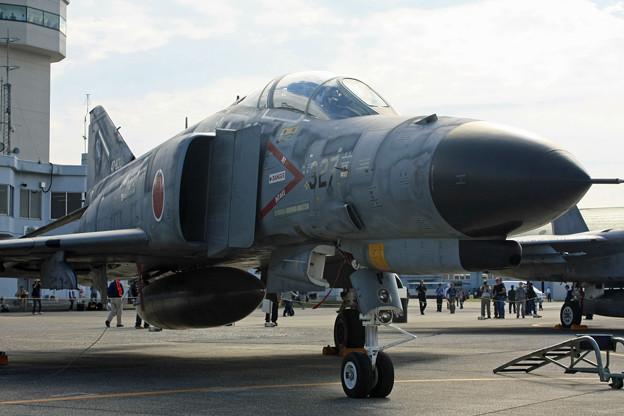 F-4EJ改 47-8327 飛行開発実験団 IMG_4252_2