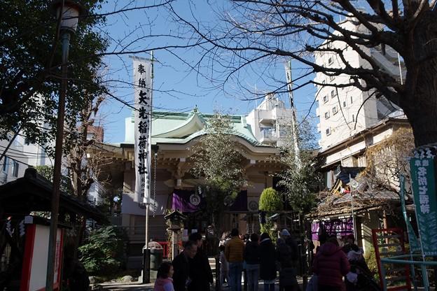 矢先稲荷神社(福禄寿)
