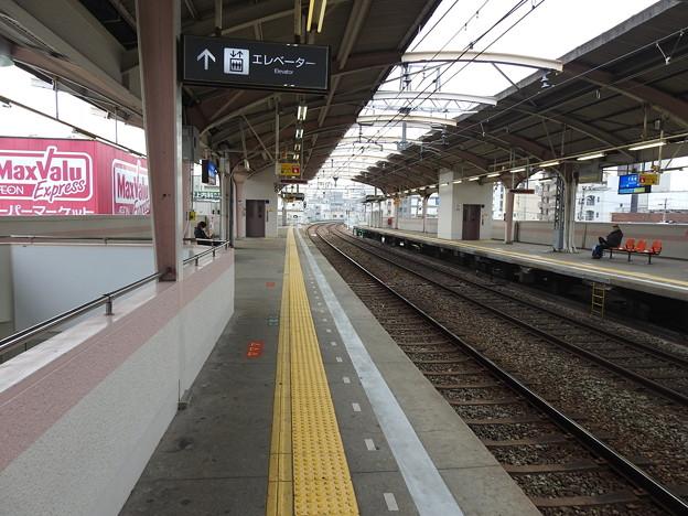 千鳥橋駅/阪神電鉄/大阪市此花区/2016.12.22