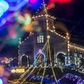 写真: 天主堂より Merry Christmas