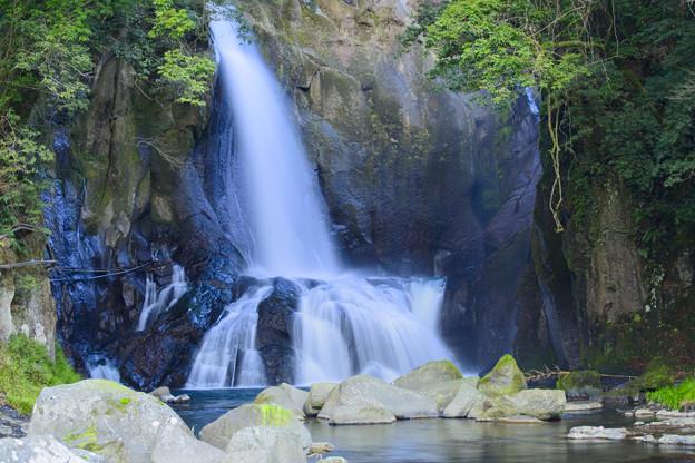 写真: 竜宮滝