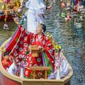Photos: 柳川の春