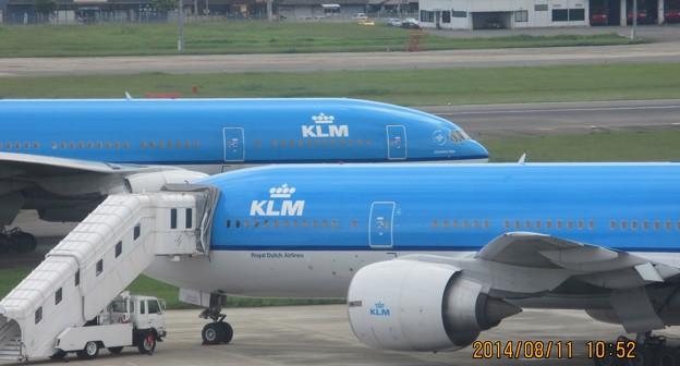 PH-BQC&PH-BQO  777-200 KLM 2