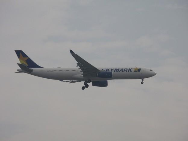 SKYMARK A330 JA330D