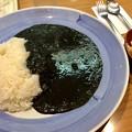 写真: ブラック、カレー