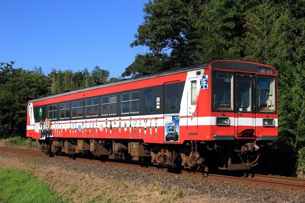 回953D 鹿島臨海鉄道6000形6006