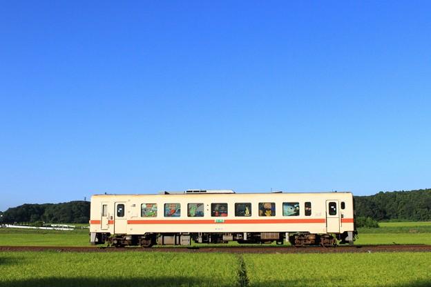 143レ ひたちなか海浜鉄道キハ11-5