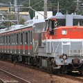 9890レ DE10 1189+東急5050系5877F 4両