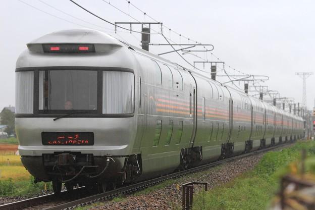 9011レ EF64 1001+E26系 12両