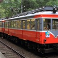 Photos: 481レ 箱根登山鉄道モハ2形108号車+モハ1形107+103号車