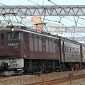 回9841レ EF64 37+旧型客車 5両