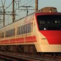Photos: 1832レ 東武200系208F 6両