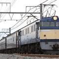 回9850レ EF60 19+旧型客車 6両+EF65 501